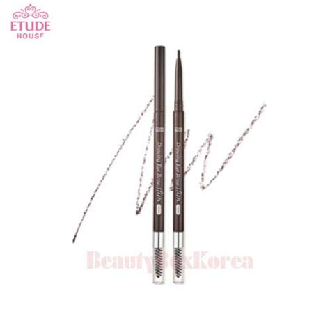 Etude House Drawing Eyebrow Upsize No 4 Ori box korea etude house drawing slim eye brow 1 5mm best price and fast shipping from