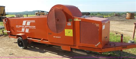 air curtain destructor air curtain destructor cp2000t 28 images air curtain