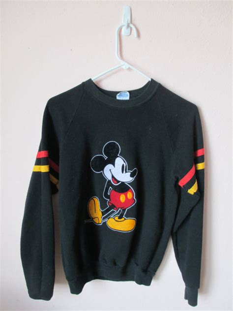 sweaters de mickey mouse