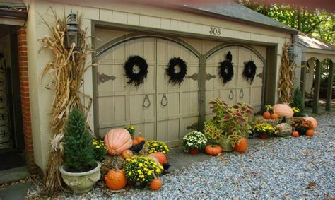 decorate your home for halloween halloween home garage decorations smart garage