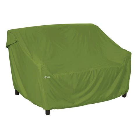 patio loveseat cover duck covers ultimate 54 in w patio loveseat cover