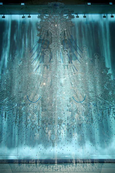 garden  water  panels beads crystal pins video