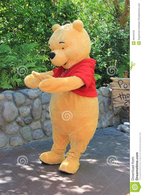 winnie  pooh  disneyland editorial image image
