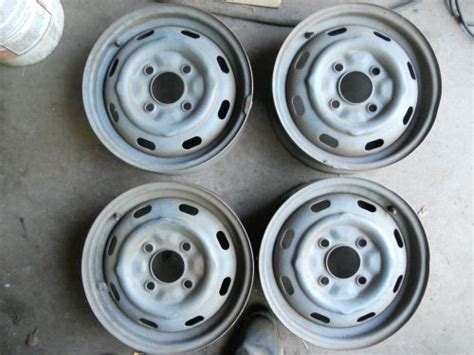 stud pattern vw up find wheel rims the 4 bolt pattern late 60s to mid 70s