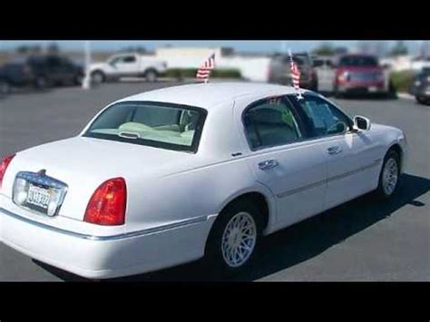 how cars work for dummies 1998 lincoln town car electronic throttle control 1998 lincoln town car salinas valley ford lincoln salinas ca 93907 youtube