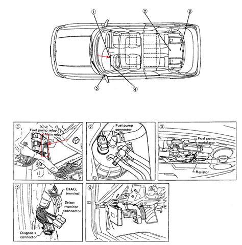 automotive repair manual 1995 subaru svx transmission control 1992 subaru svx fuse box subaru auto wiring diagram