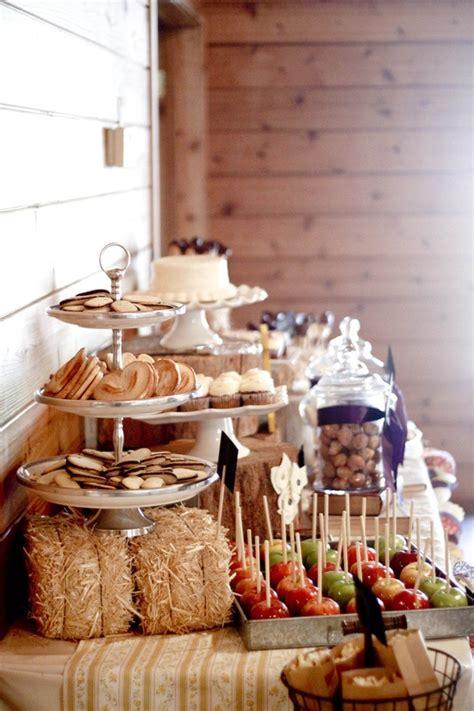 Rustic Wedding Buffet Table 10 Rustic Wedding Decoration Ideas S Bridal Tips