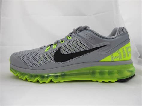 nike air max 2013 ebay new men s nike air max 2013 554886 007 wolf grey black