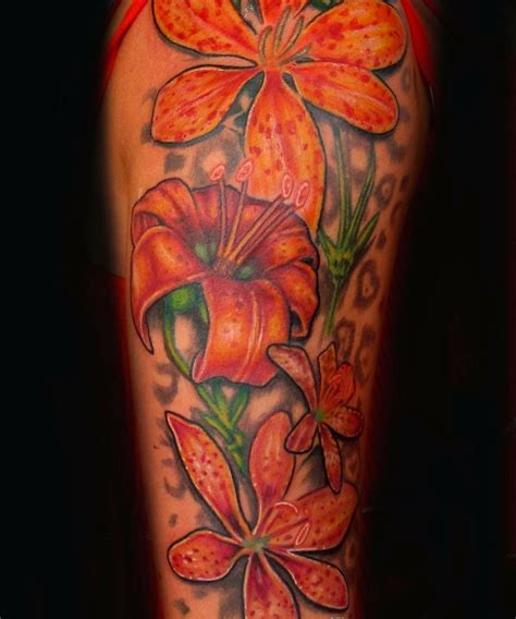 tattoos for men flowers flower half sleeve tattoos for cool tattoos bonbaden