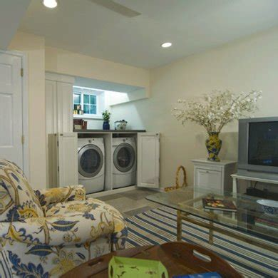 multiple personalities 10 fantastically flexible spaces basement laundry room multipurpose rooms 10 flexible