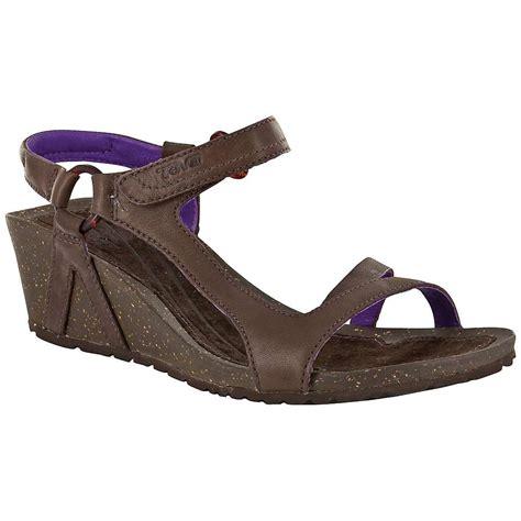 teva wedge sandals teva s cabrillo universal wedge sandal