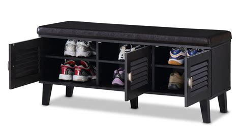 wholesale interiors baxton studio  pair shoe storage
