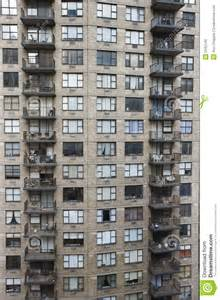 Apartment Buildings Nyc No Fee New York City Apartment Building Stock Photo Image 2042140