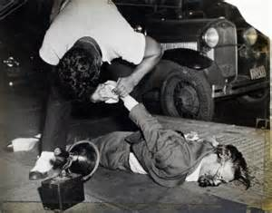 Crime Photographer credit photo by weegee the how arthur fellig turned images of murder and tragedy into
