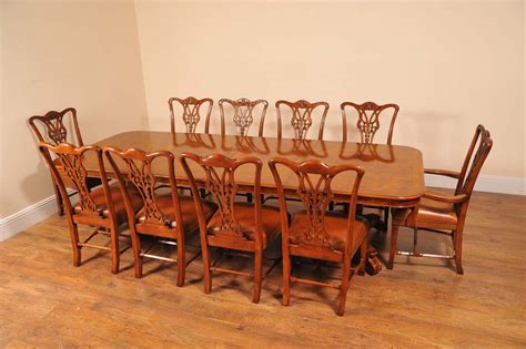 chippendale tisch englisch antike esstische und st 252 hle