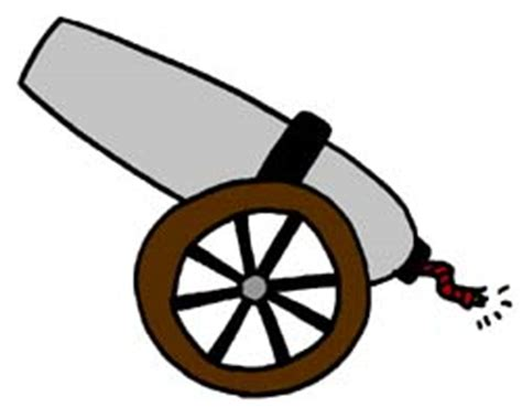 cannon clipart artillery clipart clipground