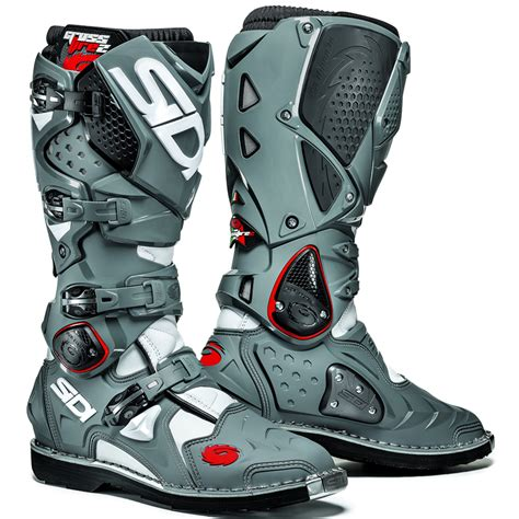dirt bike motorcycle boots sidi crossfire 2 mx enduro off road steel toe motocross