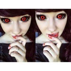 halloween black eye contacts korean big eye circle lenses korean skin care amp makeup