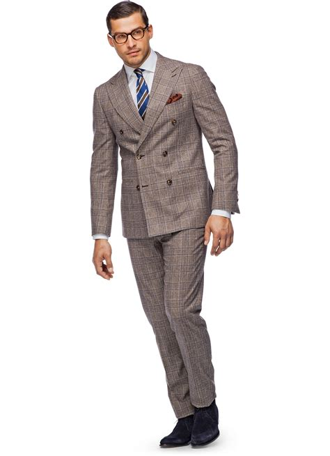 Light Brown Suit by Suitsupply Outlet Suitsupply Store