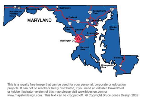 maryland map with capital usa state printable maps hawaii to maryland state jpg