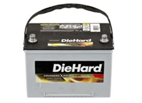 DieHard Advanced Gold 50734 Car Battery   Consumer Reports