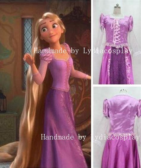 Handmade Rapunzel Dress - best 25 rapunzel ideas on tangled