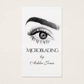 microblading business cards amp templates zazzle