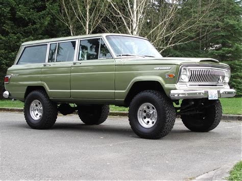 1969 jeep wagoneer jeep wagoneer photos 5 on better parts ltd