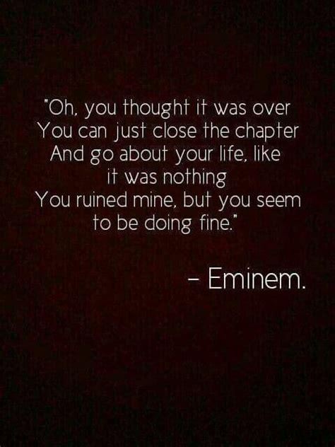 eminem if i had lyrics 25 best ideas about beautiful lyrics eminem on pinterest