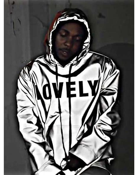 kendrick lamar lovely hoodie kendrick lamar lovely reflective hoodie new american jackets