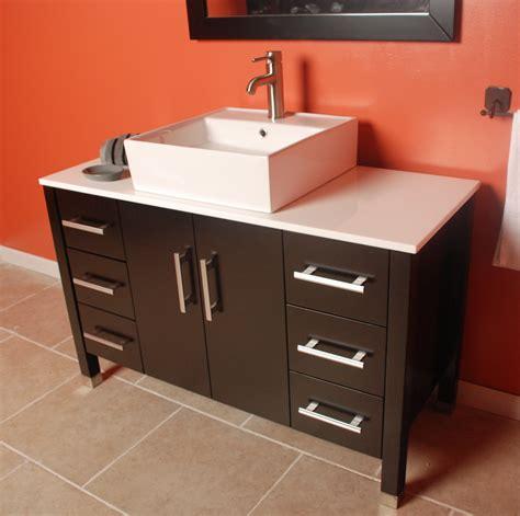 Double Sink Bathroom Vanity Ideas 48 Bathroom Vanity Top With Sink Bathroom Vanities