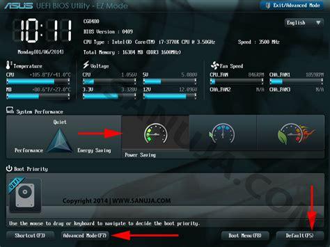 Asus Laptop Stuck On Bios Screen how to fix overclocking failed error sanuja senanayake