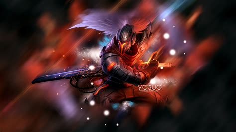 yasuo league  legends wallpapers full hd