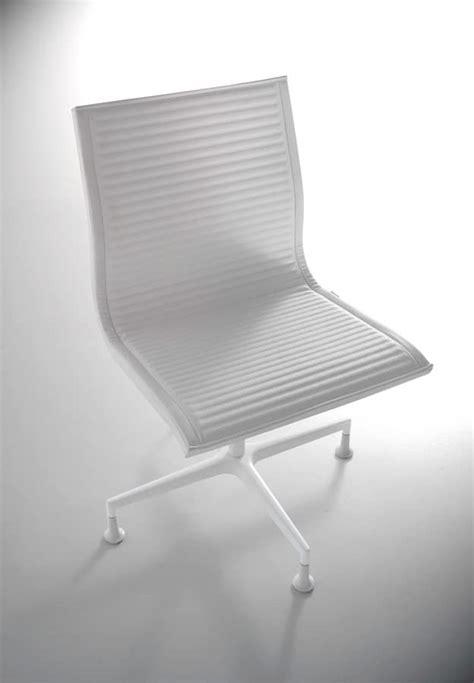 poltrone presidenziali ufficio sedia presidenziale per ufficio in acciaio cromato idfdesign
