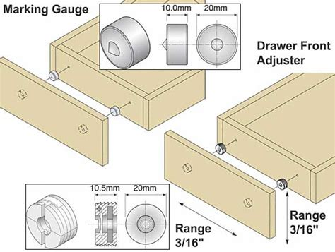 Blum Drawer Front Adjuster by Woodworker Blum 174 295 1000 Drawer Front Adjusters