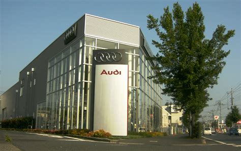 audi dealership cars inspired modif car audi dealer
