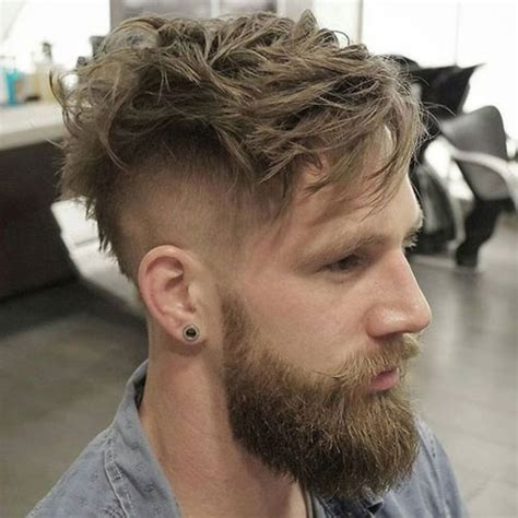 beard length vs hair length medium length hairstyles for men 2018 men s haircuts