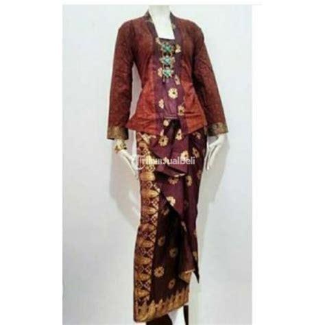 Sarimbit Batik Prada Wajik Kutubaru Hijau Murah Kemeja Hem baju kebaya batik lilit cewek prada kutubaru harga
