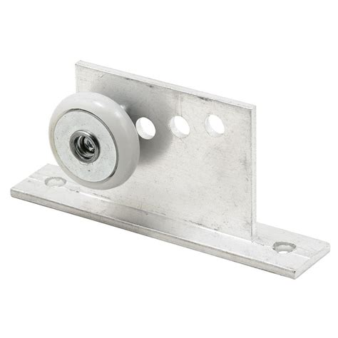 Shower Door Brackets Prime Line 3 4 In Shower Door Roller And Bracket M 6034 The Home Depot