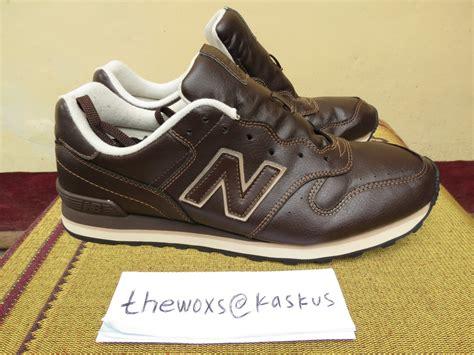Sepatu New Balance Coklat jual sepatu new balance nb m364lbr brown coklat