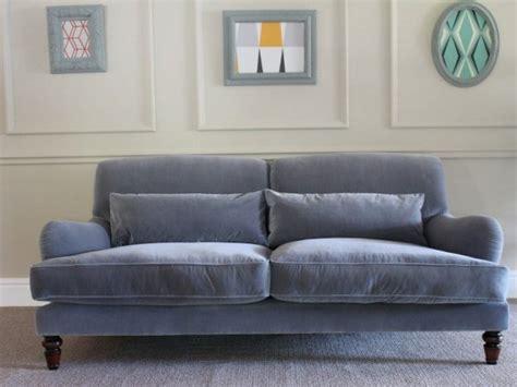 Tetrad Sofa Bed by Tetrad Classic Velvets Brton Coniston Windermere Sofas
