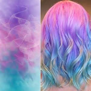 mermaid hair color 17 best ideas about mermaid hair colors on