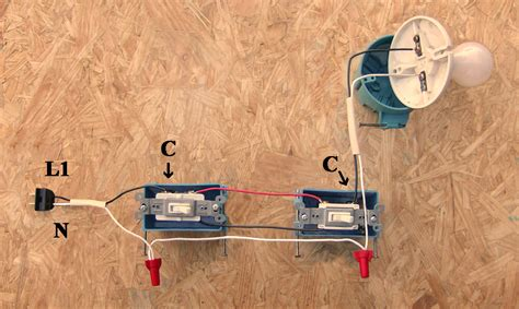 3 way switch wiring methods 3 way switch wiring methods electrician101