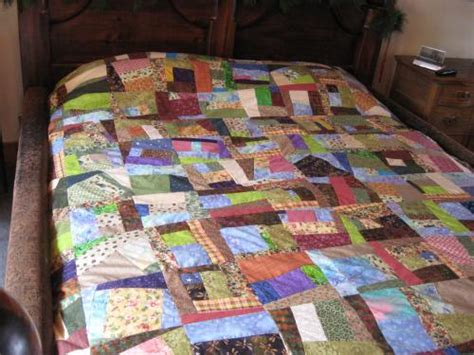 Mile A Minute Quilt by Easy Quilting Project