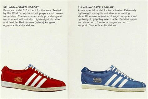 adidas gazelle a brief history by neil selvey sneakersnstuff