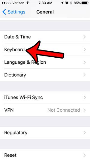 change layout on iphone 5 how to change the style of the english keyboard on an