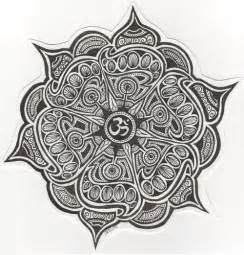 Om Lotus Mandala The World S Catalog Of Ideas