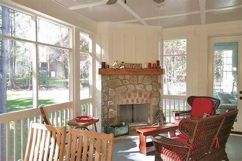 fireplace on screened porch 301 moved permanently