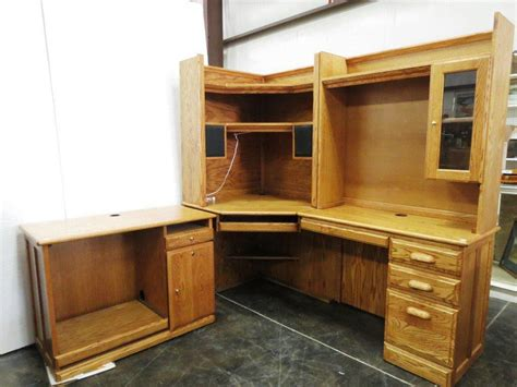 corner desks with storage large corner desk with storage home design three