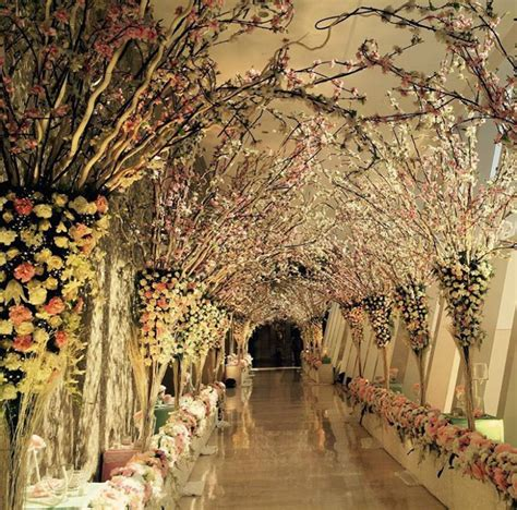 Wedding Arch Entrance by Most Gorgeous Entrances At The Indian Weddings